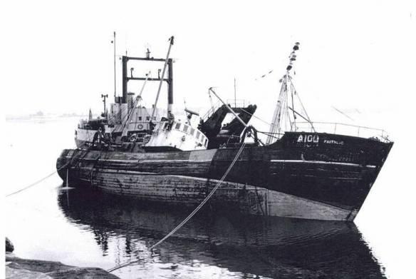 Faithlie trawler image