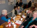 Darby and Joan Club Lossiemouth -Event organised by WRVS Moray Heritage Memories Project