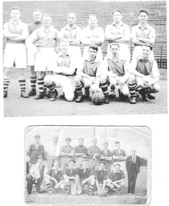 Syd Woodcock's football photographs