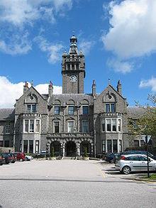 Woodend_Hospital Aberdeen