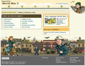 BBC Children of World War Two