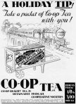 cooptea holiday tip 1937 source: www.historyworld.co.uk