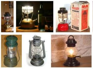 Tilly lamps