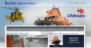Link to the Buckie lifeboat website