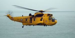RAF Rescue Helicopter Source; wikicommons