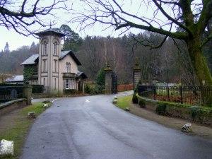 Aberlour House gate house