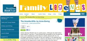 The Howdie-Wife- by Anne Ewing
