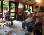 Meeting the residents of Milnecroft Sheltered Housing in Fochabers