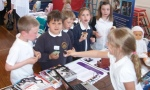 Cluny Primary School Then and Now Event