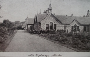 Aberlour Orphanage supplied by a visitor to the reunion event