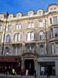 Shandwick place in Edinburgh Source: Wikicommons Date 16 February 2010(2010-02-16)