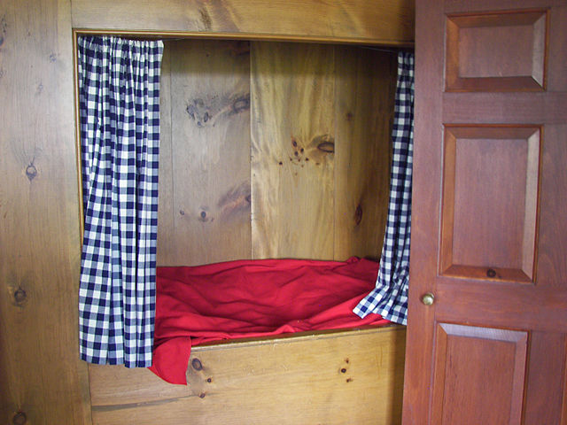Glasgow tenement life moray heritage memory project for Beds glasgow