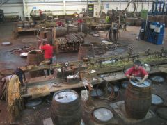 A picture of Speyside Cooperage  source- Wikicommons