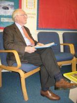 Tom Brown church hall keeper