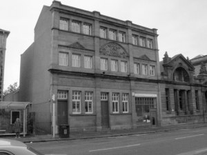 Corporation Public Baths Parkhead Glasgow-source- Geograph This file is licensed under the Creative Commons Attribution-Share Alike 2.0 Generic license