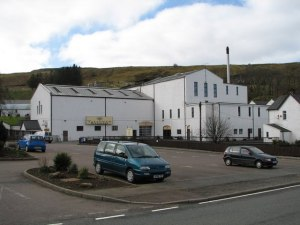 The Talisker Distillery  © Copyright Nick W and licensed for reuse under this Creative Commons Licence