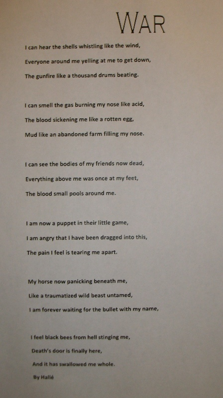Poems About School Life